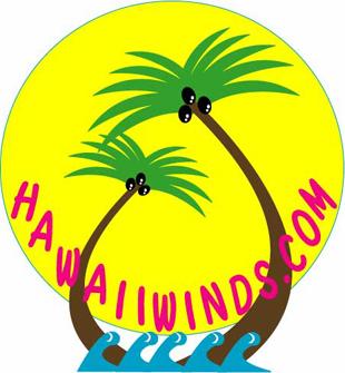 ハワイの風イメージ